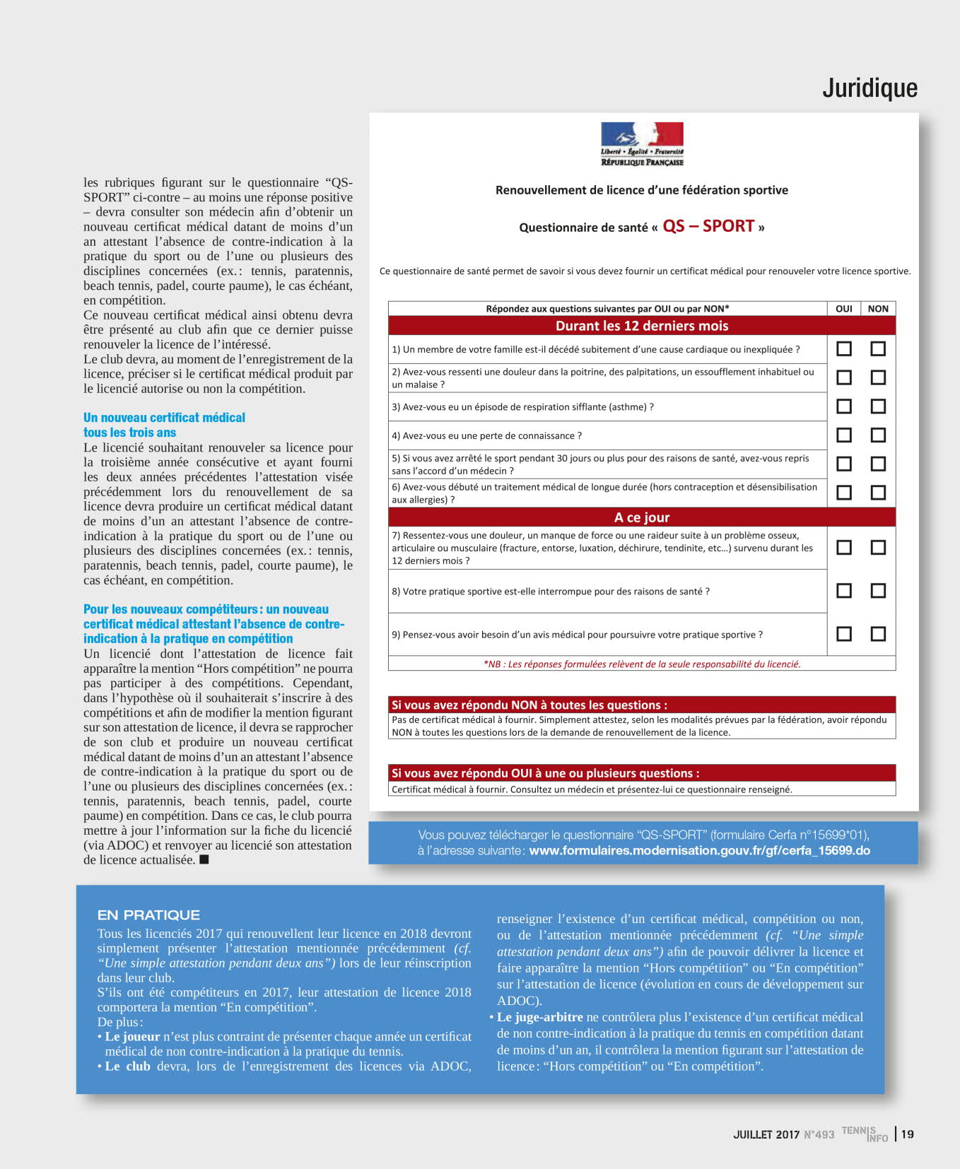 le certificat medical article page 2
